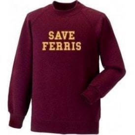 Save Ferris Sweatshirt