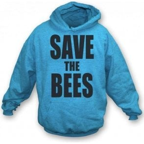 Save The Bees Kids Hooded Sweatshirt