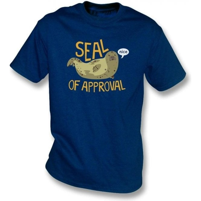 Seal Of Approval Kids T-Shirt