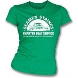 Seamen Staines Charter Boat Service Girl's Slim-Fit