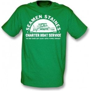 Seamen Staines Charter Boat Service T-shirt