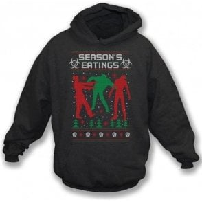 Season's Eatings Kids Hooded Sweatshirt