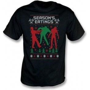 Season's Eatings Kids T-Shirt