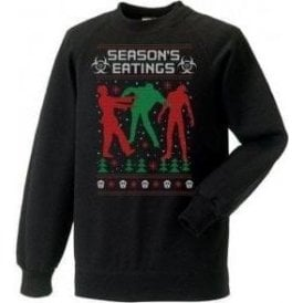 Season's Eatings Christmas Jumper