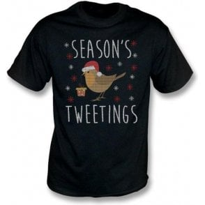 Season's Tweetings T-Shirt