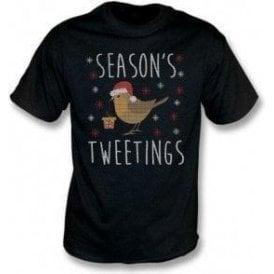 Season's Tweetings T-Shirt