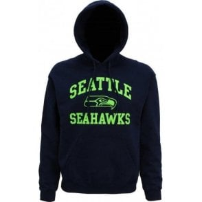 Seattle Seahawks Large Logo Hooded Sweatshirt