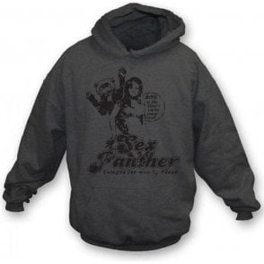 Sex Panther Cologne (Anchorman Film Ron Burgundy) Hooded sweatshirt