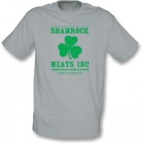 Shamrock Meats Inc (Inspired by Rocky) T-Shirt