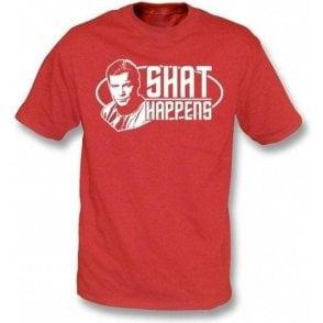 Shat Happens (Star Trek) Children's T-shirt
