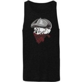 Shelby Company Skull (Inspired By Peaky Blinders) Mens Tank Top