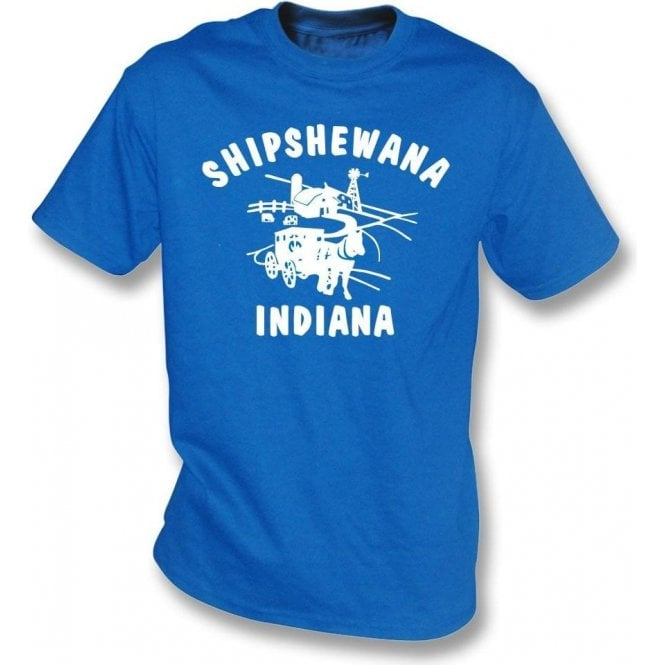 Shipshewana (As Worn By Nathan Followill, Kings Of Leon) T-Shirt