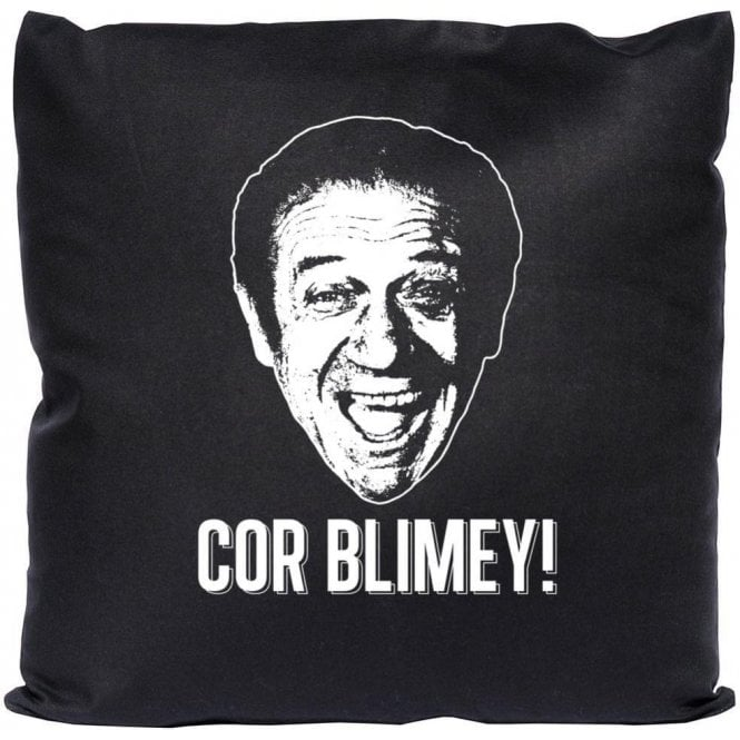 "Sid James ""Cor Blimey!"" Cushion"