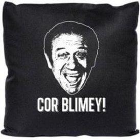 """Sid James """"Cor Blimey!"""" Cushion"""