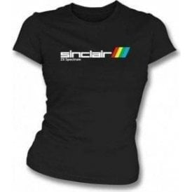 Sinclair ZX Spectrum Womens Slim Fit T-Shirt