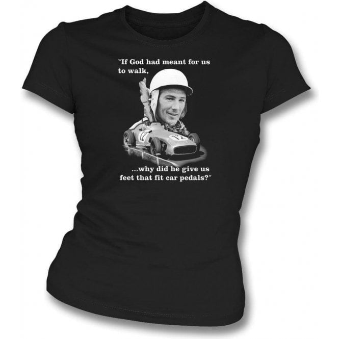 Sir Stirling Moss Tribute T-Shirt