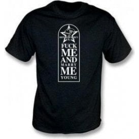 Sisters of Mercy - Marry Me Young T-shirt