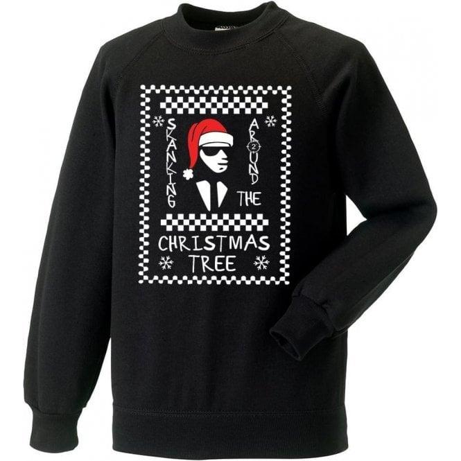 Skanking Around The Christmas Tree Sweatshirt