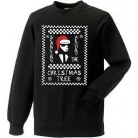 Skanking Around The Christmas Tree Sweatshirt