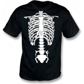 Skeleton Chest Logo T-shirt