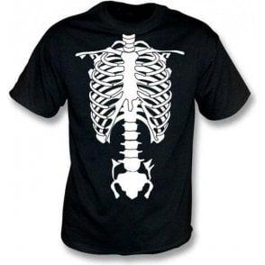 Skeleton Chest Logo T-shirt