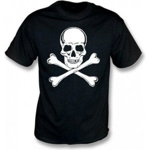 Skull and Crossbones as worn by Paul Simonon (The Clash) T-shirt