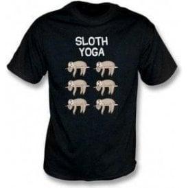 Sloth Yoga Kids T-Shirt