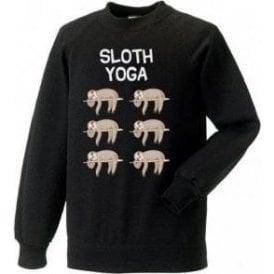 Sloth Yoga Sweatshirt