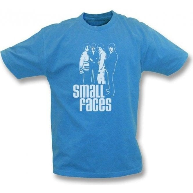 Small Faces - vintage wash t-shirt