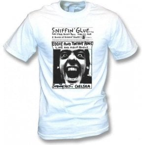 Sniffin Glue Eddie And The Hot Rods T-Shirt