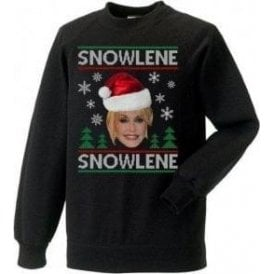 Snowlene, Snowlene (Inspired By Dolly Parton) Kids Christmas Jumper