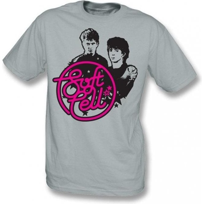 Soft Cell Classic 80's Design T-shirt