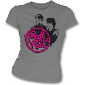 Soft Cell Classic 80's Design Womens Slim Fit T-Shirt