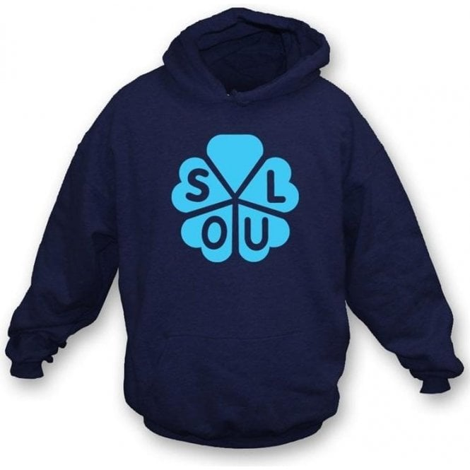 Soul Logo Hooded Sweatshirt