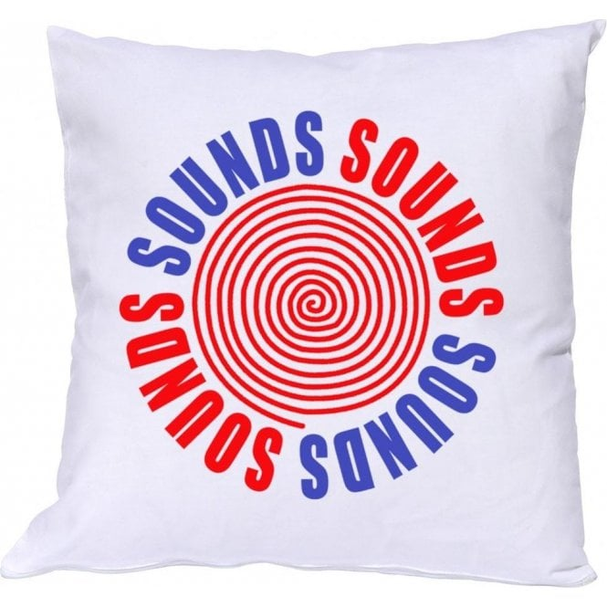 Sounds (As Worn By Kurt Cobain, Nirvana) Cushion