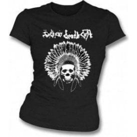 Southern Death Cult Girl's Slim-Fit T-shirt
