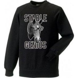 Stable Genius Kids Sweatshirt