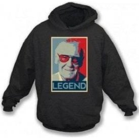Stan Lee - Legend Hooded Sweatshirt
