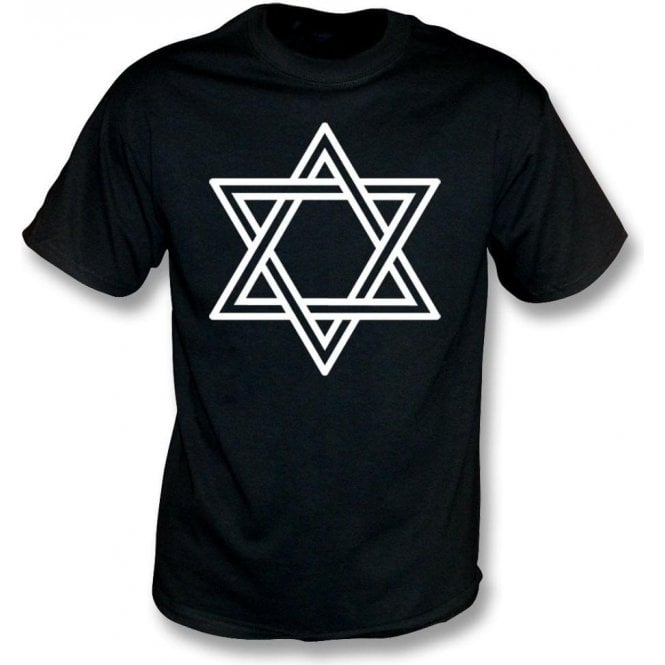 Star of David (As Worn By Siouxsie Sioux, Siouxsie and the Banshees) T-Shirt
