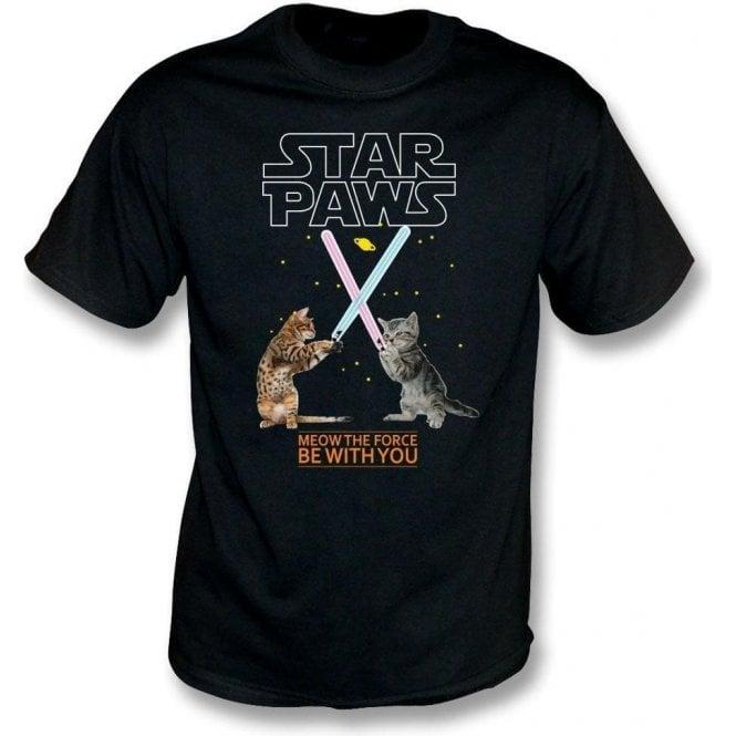 Star Paws Kids T-Shirt