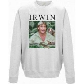 Steve Irwin Collage Sweatshirt