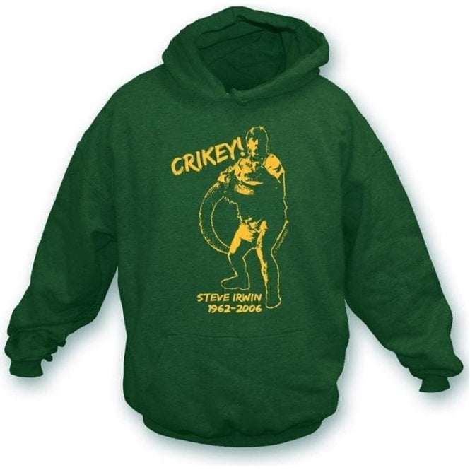 Steve Irwin Tribute Hooded Sweatshirt