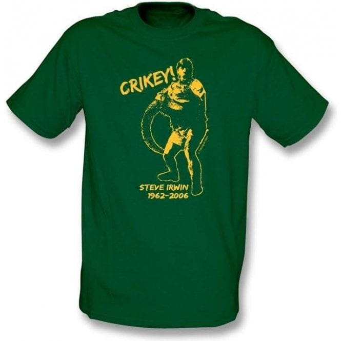 Steve Irwin Tribute T-shirt