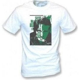 Steve McQueen Collage Vintage T-shirt