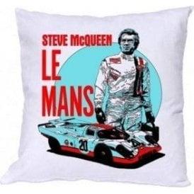 Steve McQueen Le Mans Cushion