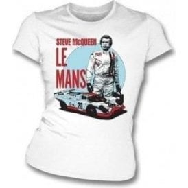 Steve McQueen Le Mans Girl's Slim-Fit