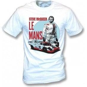 Steve McQueen Le Mans T-shirt