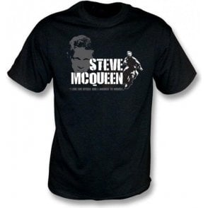 Steve McQueen - The Great Escape t-shirt