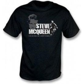 Steve McQueen - The Great Escape t-shirt