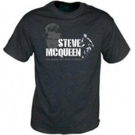 Steve McQueen - The Great Escape vintage wash t-shirt